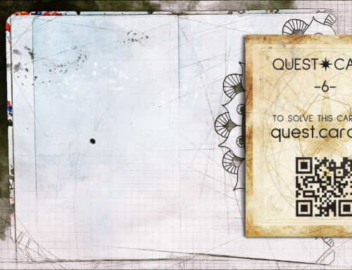 HINTS QUEST.CARDS 6