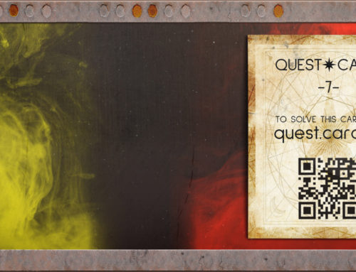 HINTS QUEST.CARDS 7