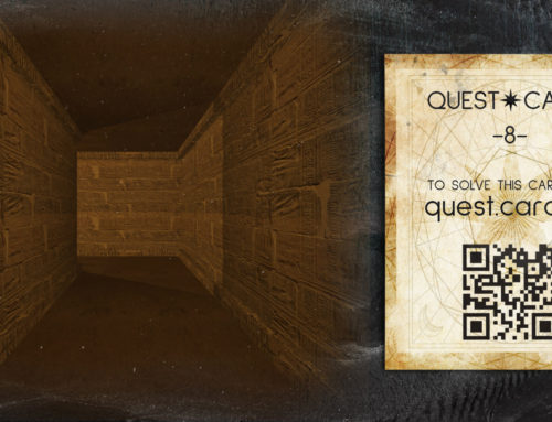 HINTS QUEST.CARDS 8